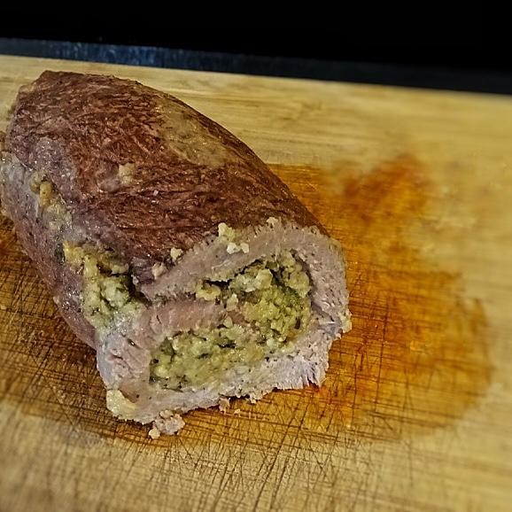 Italian Braciole steak