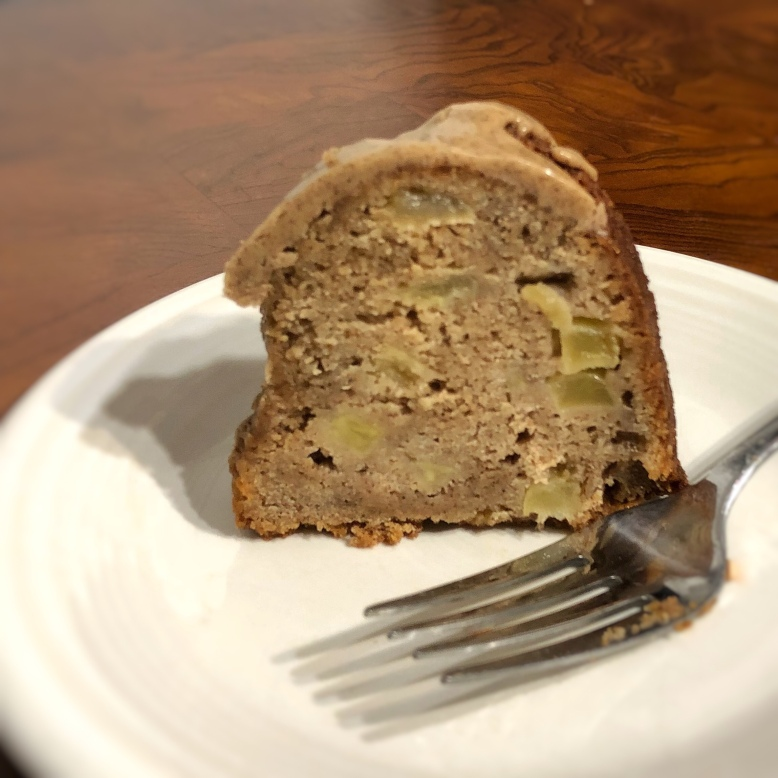 Apple Chai Spice Bundt Cake - Sweet & Savory Couple